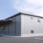 平成23年7月20日三陽輸送有限会社「トラック流通ターミナル保管庫」新築竣工式