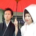 平成25年5月11日塚正家・山村家挙式ご結婚おめでとうございます