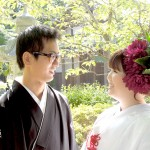 平成25年10月14日川野家・藤吉家挙式ご結婚おめでとうございます