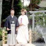平成25年11月6日西川家挙式ご結婚おめでとうございます