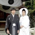 平成26年3月2日 北川家・宮﨑家挙式ご結婚おめでとうございます