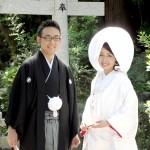 平成26年5月25日渕上家・野瀬家挙式ご結婚おめでとうございます