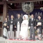 平成26年6月22日山村家・岩瀬家挙式ご結婚おめでとうございます