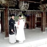 平成26年7月20日井上家・西岡家挙式ご結婚おめでとうございます