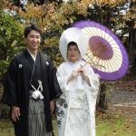 平成26年11月23日守岡家・増田家挙式 ご結婚おめでとうございます