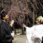 八田高宏・宏恵様挙式ご結婚おめでとうございます