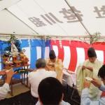 平成24年6月2日ニトリ大津瀬田店新築工事施工:株式会社笹川組