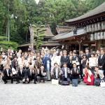 平成25年6月1日小山家・外村家挙式ご結婚おめでとうございます