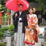 平成27年6月8日 谷家・西中家挙式 ご結婚おめでとうございます